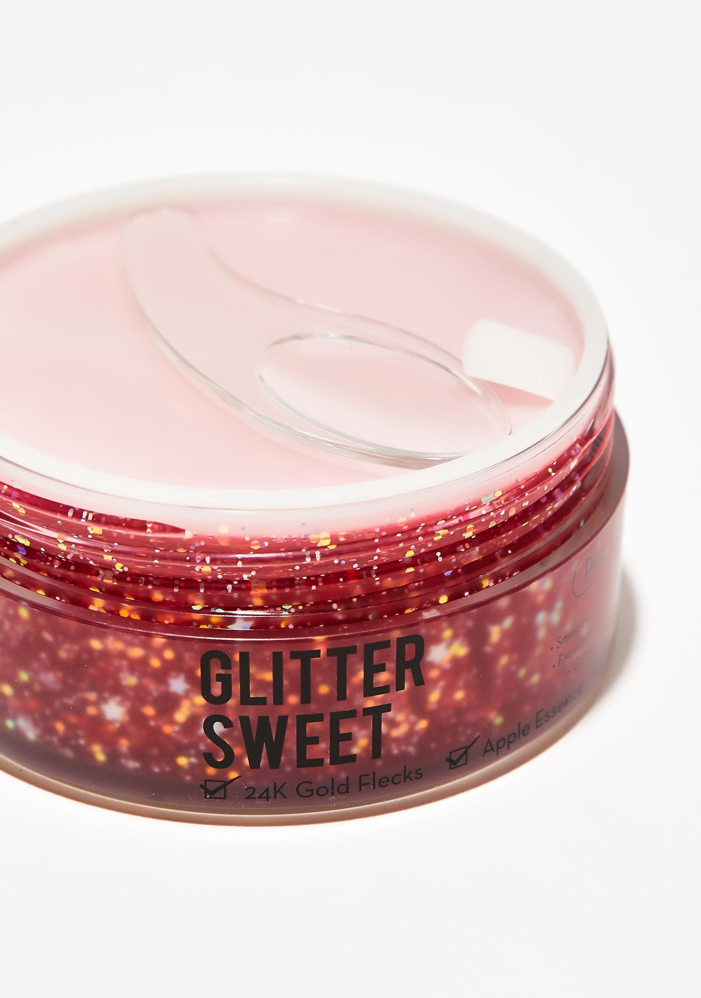 The Crème Shop Pretty Illuminating Glitter Sweet Mask