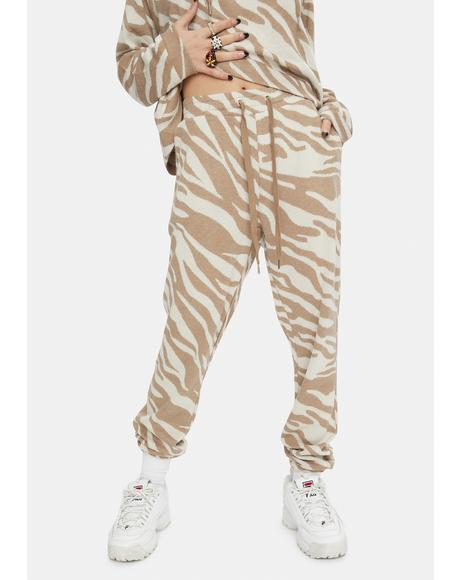 Eye Of The Tiger Sweatpants