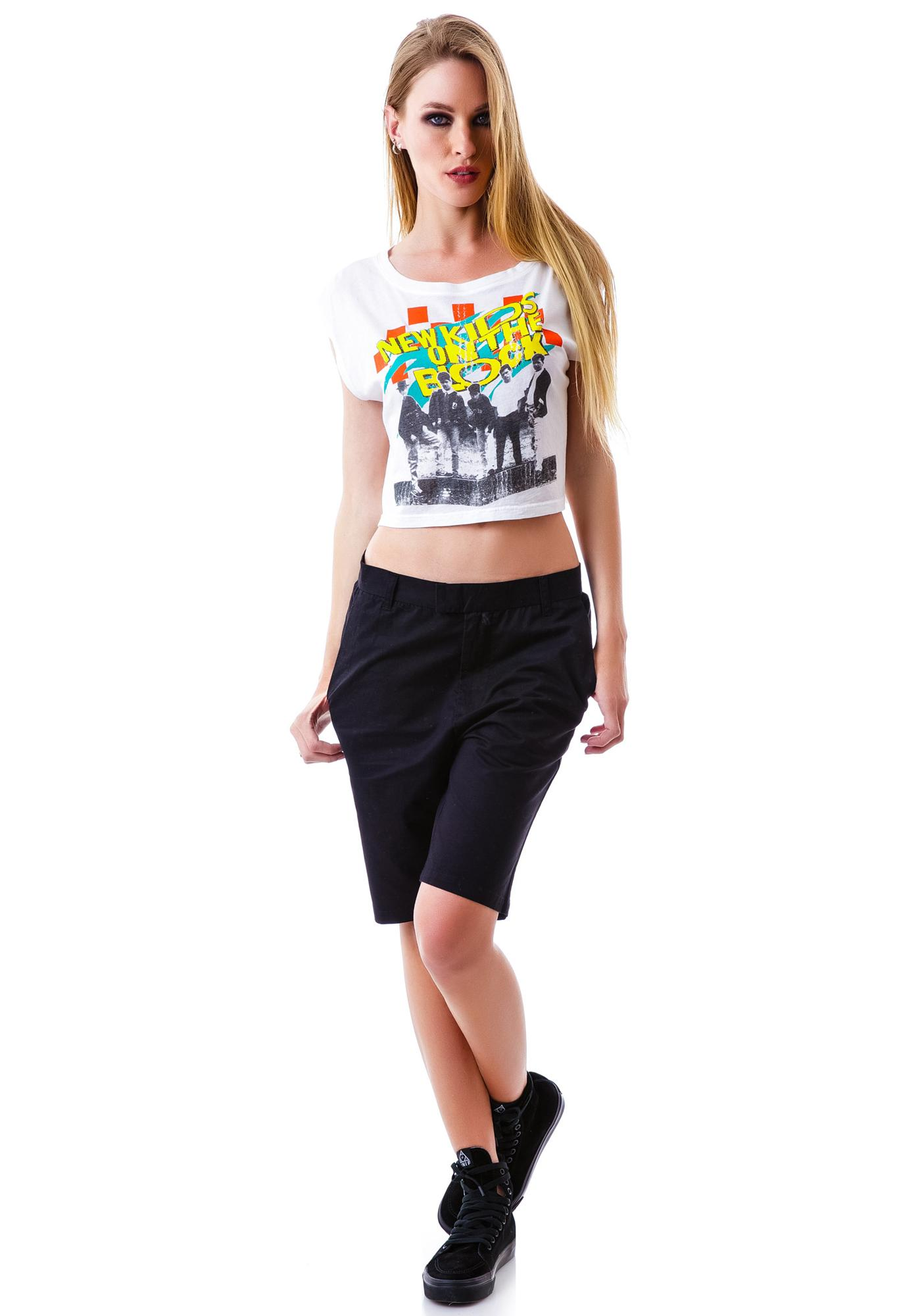 NKOTB Crop Top