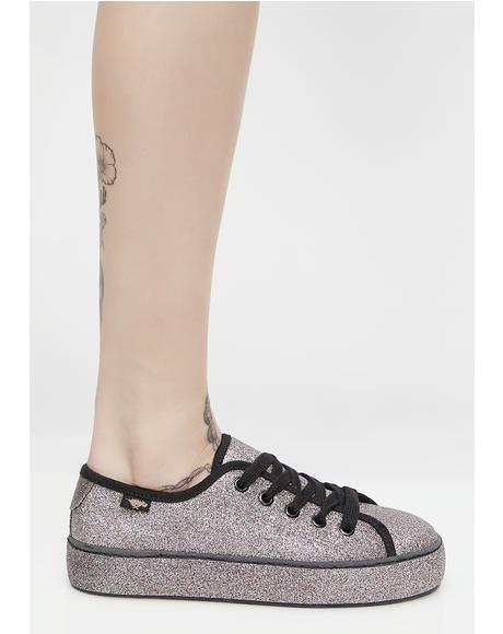 Mistie Magic Glitter Sneakers