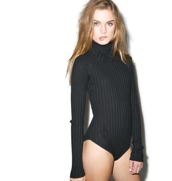 For Love & Lemons Snuggler Bodysuit