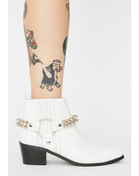 Downward Riot Cowboy Boots