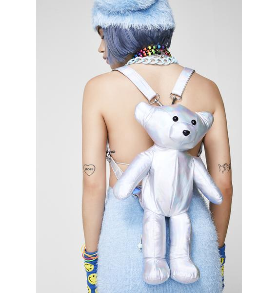 Current Mood Cosmic Creature Teddy Backpack