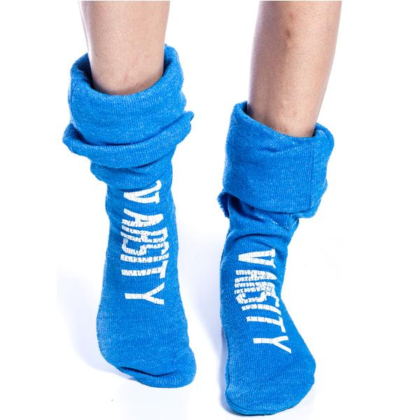 Wildfox Couture Varsity Fox Sox
