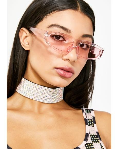 Candy Miss Y2K Sunglasses