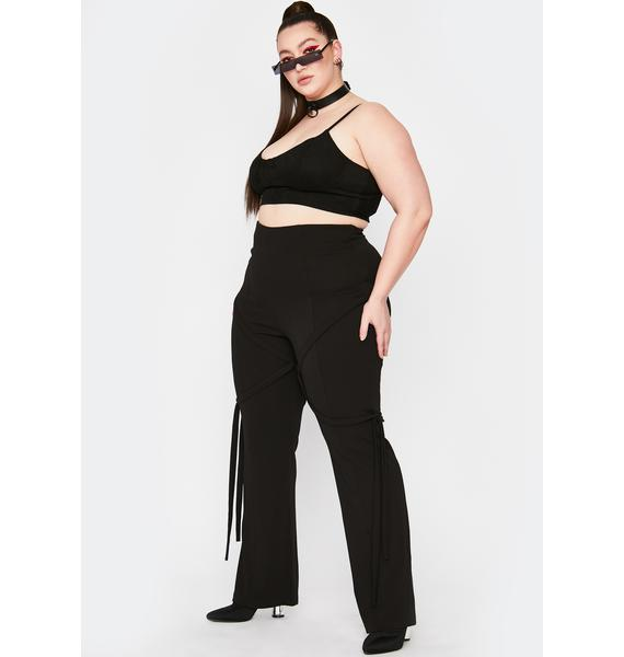 Legit Undercover Heaux High Waisted Pants