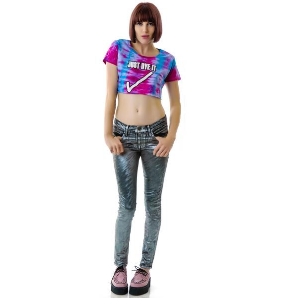 Wildfox Couture Twinkle Skinny Jeans