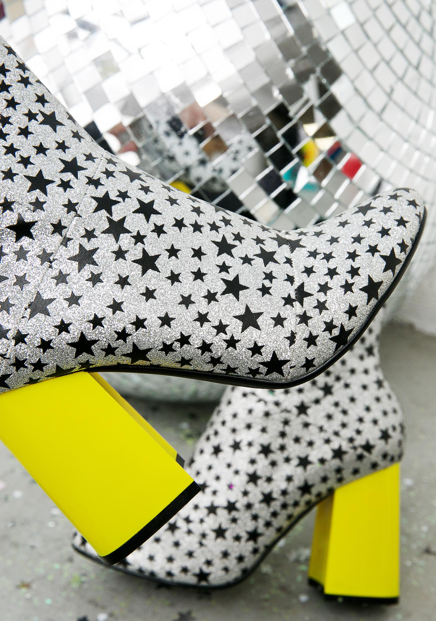 Shimmer Astro Boots