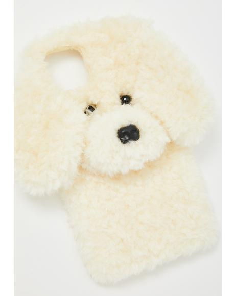 Fur Baby iPhone Case