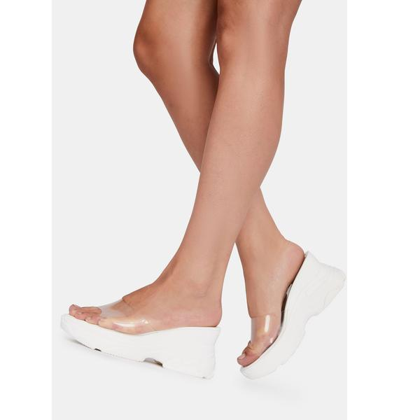 Chill Catch A Wave Wedge Sandals