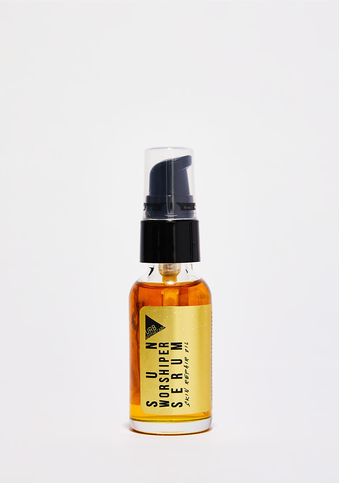 URB APOTHECARY Sun Worshiper Repair Serum