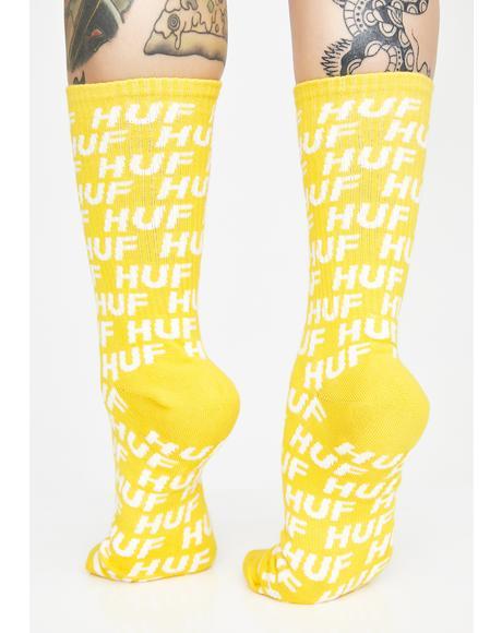 Transit Socks