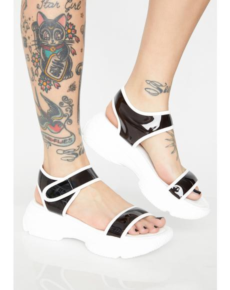 Wicked Street Culture Chunky Sandals