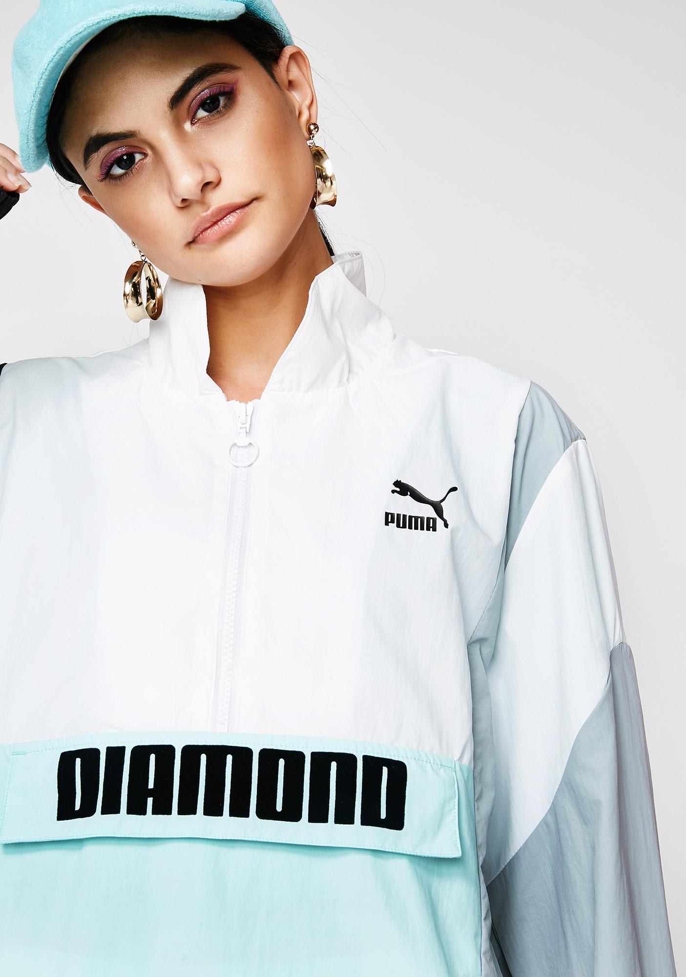 PUMA X Diamond Savannah Windbreaker
