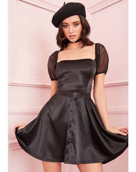 Tender Adieu Babydoll Dress