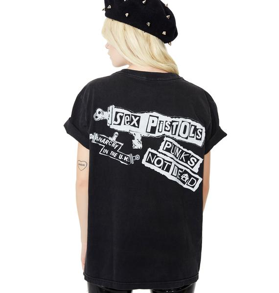 Vintage Sex Pistols Anarchy In The UK Tee