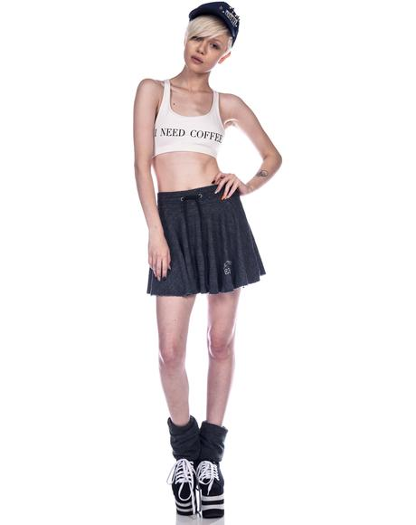 Le Tour De Eiffel Mini Skirt