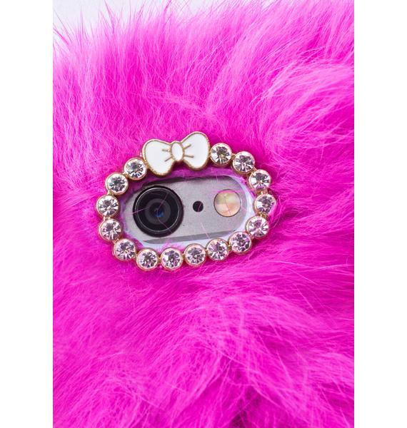 Monster Fluff iPhone 6/6+ Case