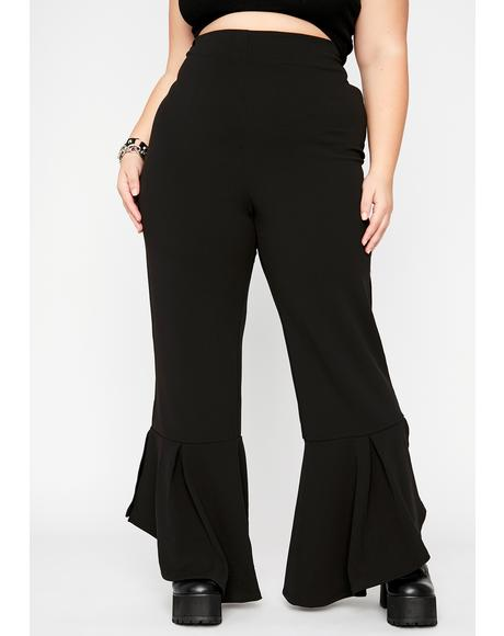 Lux Baddie Forever Flawless Flare Pants