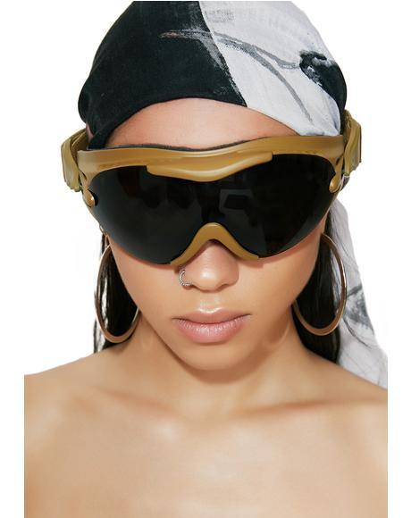 Swat Tactical Goggles