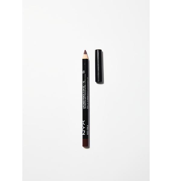 NYX Cola Slim Lip Liner Pencil