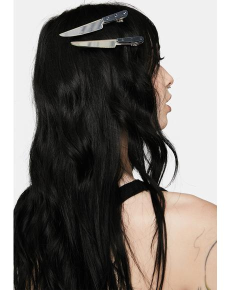 Skip the BS Hair Clip
