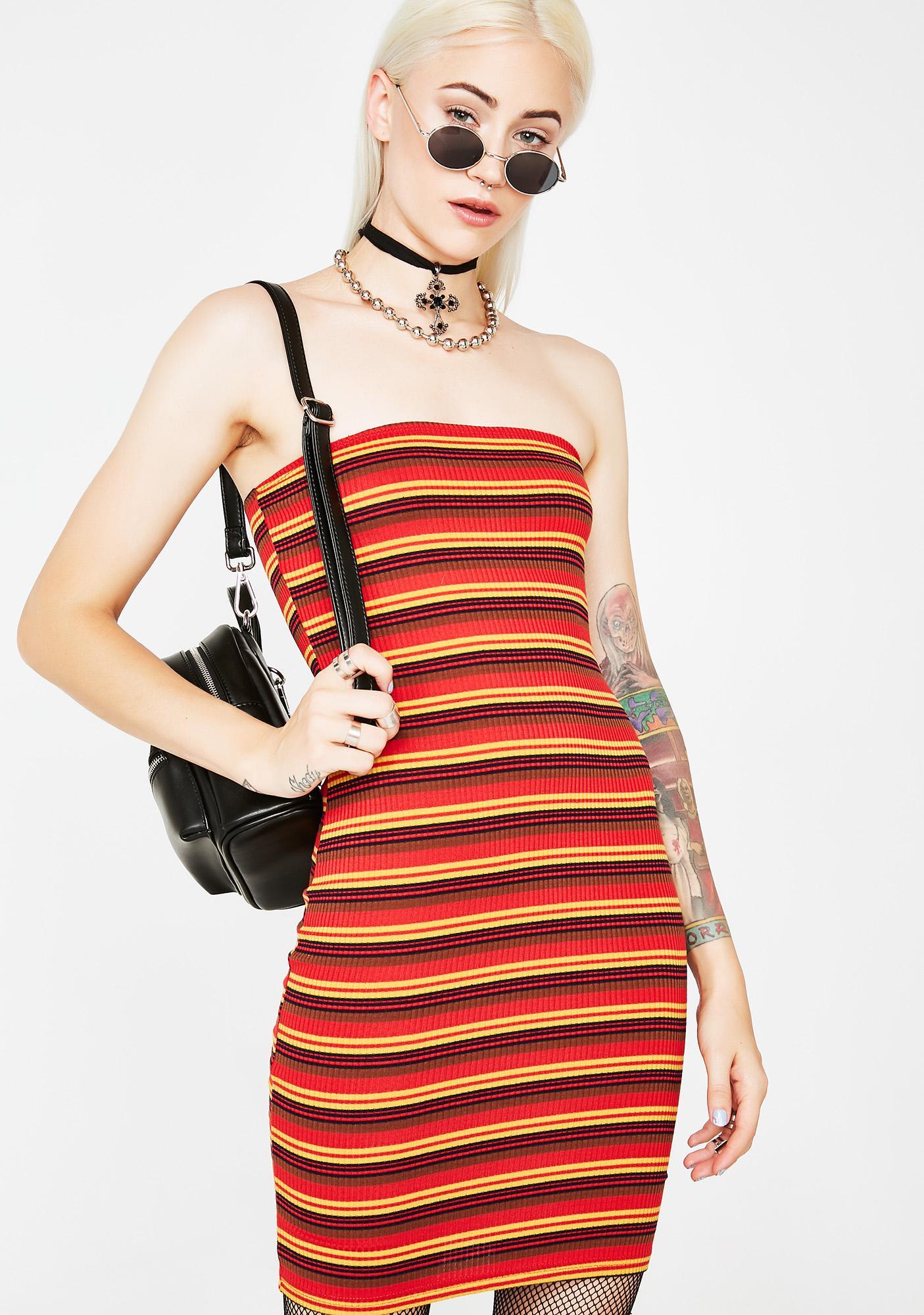 Lower Classy Bodycon Dress