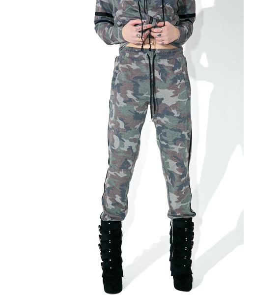 In Plain Sight Camo Sweatpants