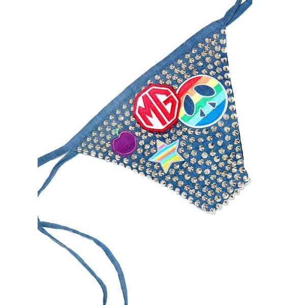 Hazmat Design Vintage Deadstock Hersher Bikini Bottoms