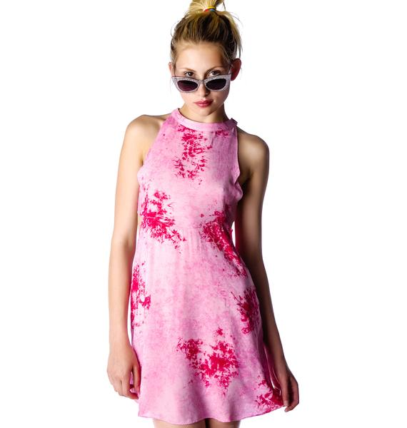 One Teaspoon Heartless Cutaway Dress