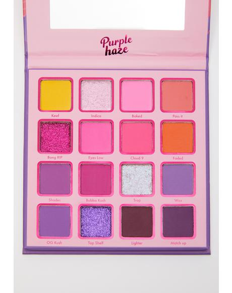 Purple Haze Eyeshadow Palette
