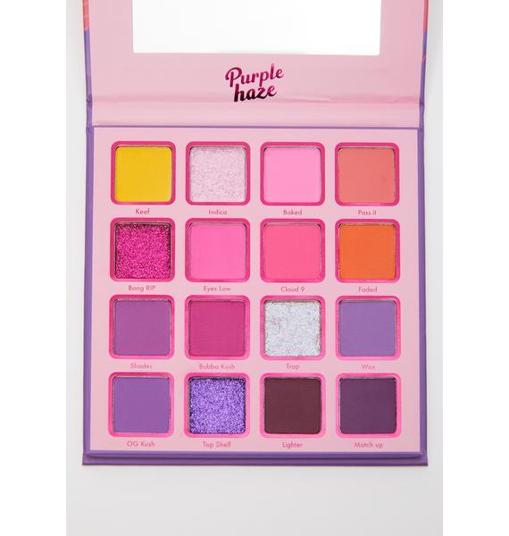Kara Beauty Purple Haze Eyeshadow Palette