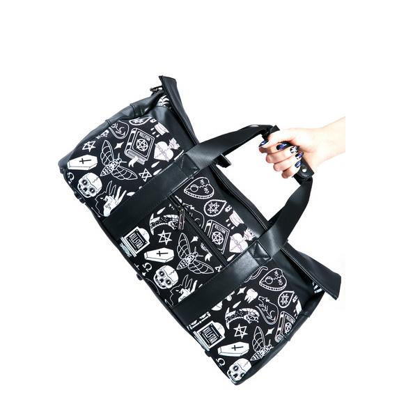 Killstar Wicked Duffle Bag