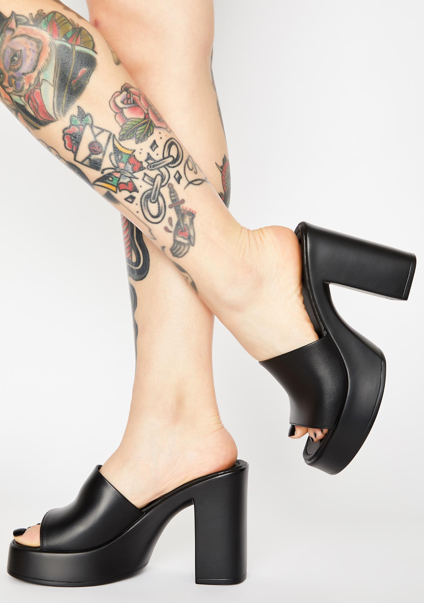 ROC Boots Australia Nina Block Heels