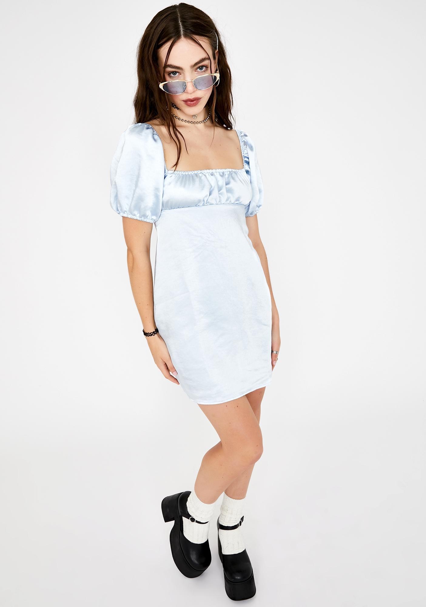 Motel Purla Mini Dress