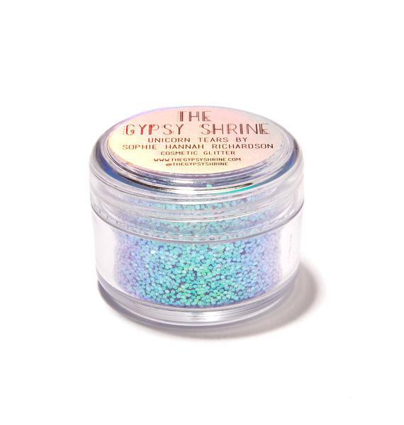 The Gypsy Shrine Iridescent Purple Glitter