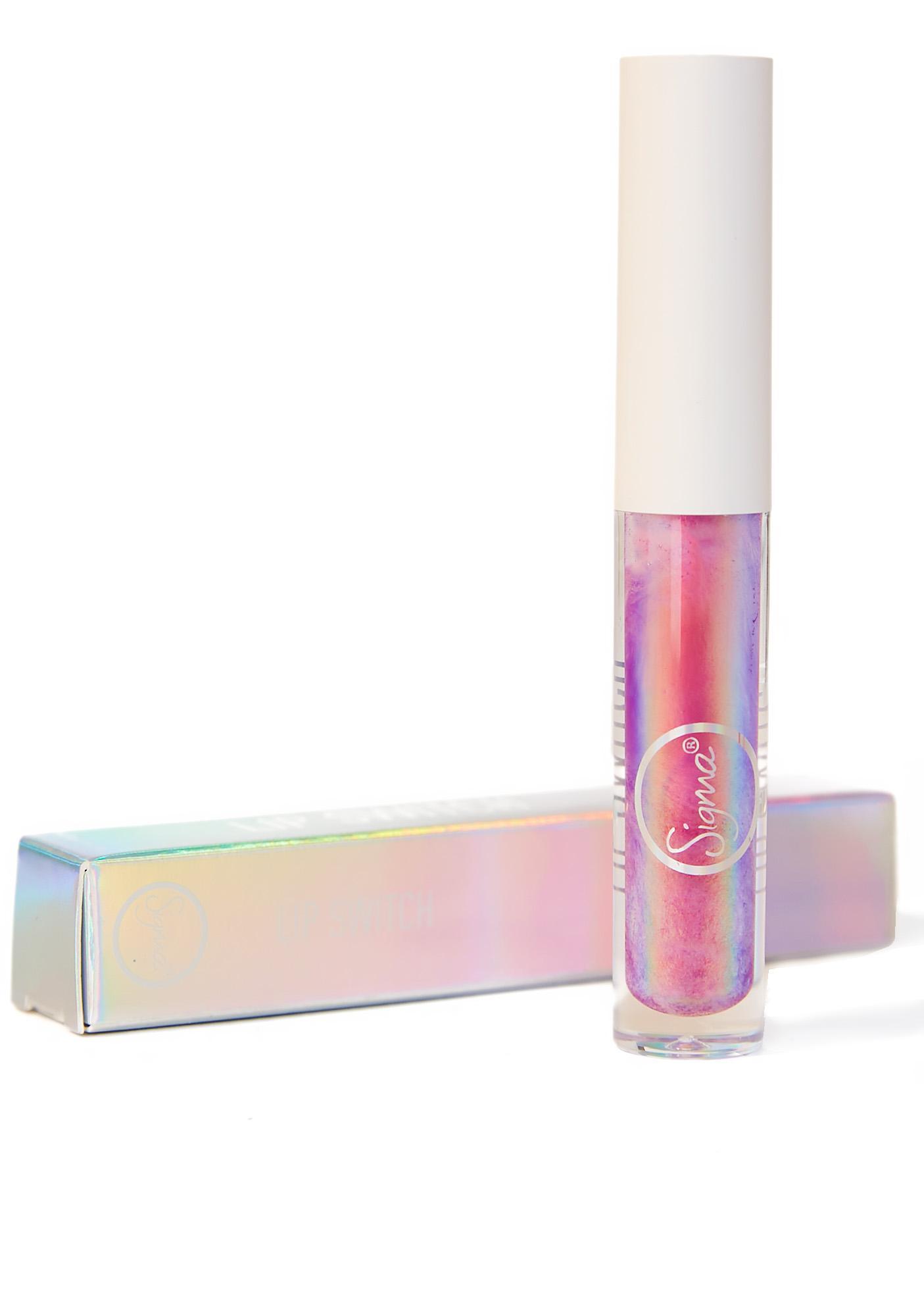 Sigma Double Whammy Lip Switch Lip Gloss