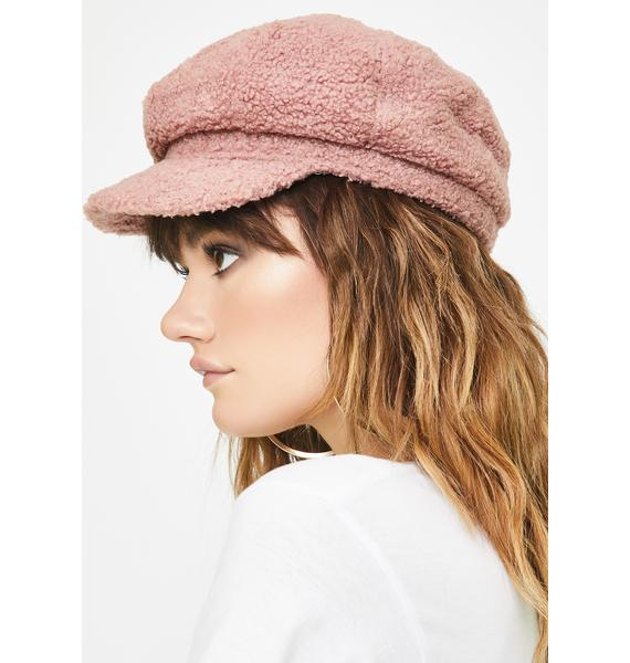 Sugar Static Cling Baker Boy Hat