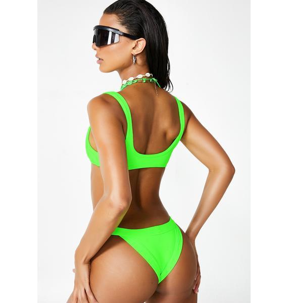 Frankies Bikinis Acid Cole Bikini Bottoms