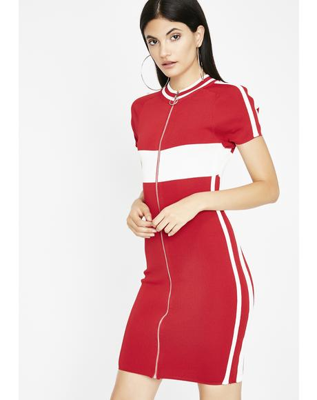 Team Up Sporty Dress