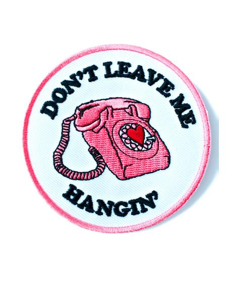 Hangin' On The Telephone Patch