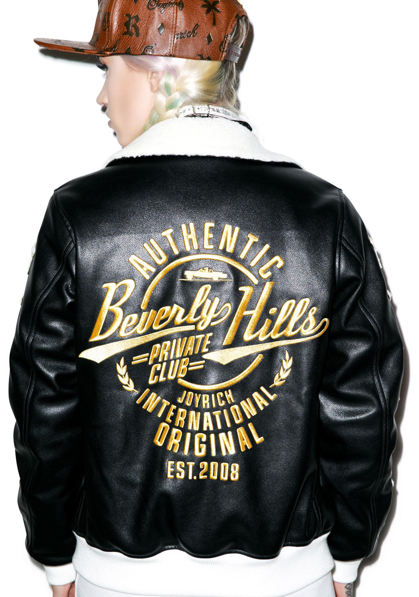 Joyrich Beverly Hills Celebrity Jacket