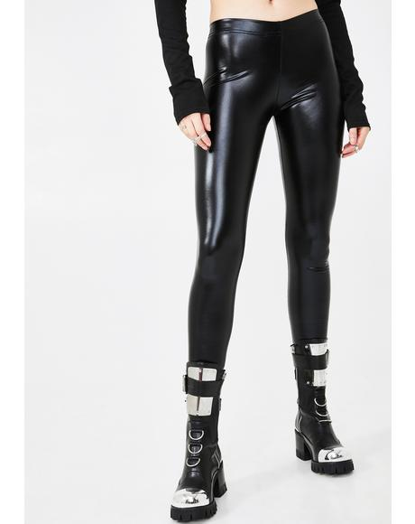 XXX Cyber Leggings