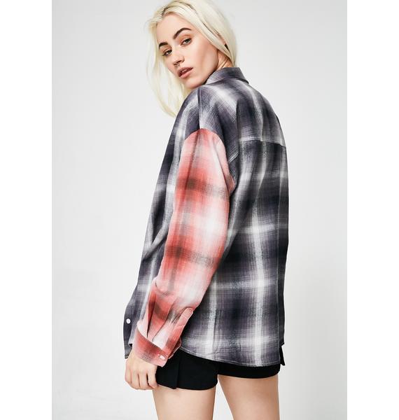 Girl Meets Wrld Flannel Top