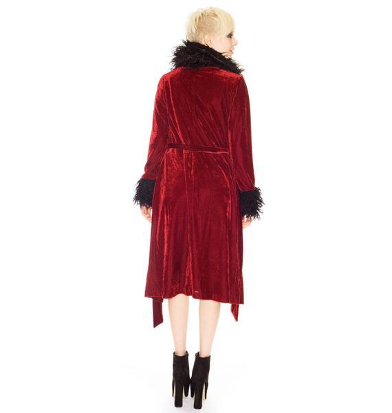 UNIF Betsey Robe