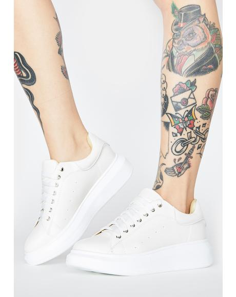 Pure Tiebreaker Classic Sneakers
