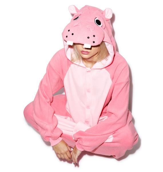 Sazac  Hippopotamus Kigurumi