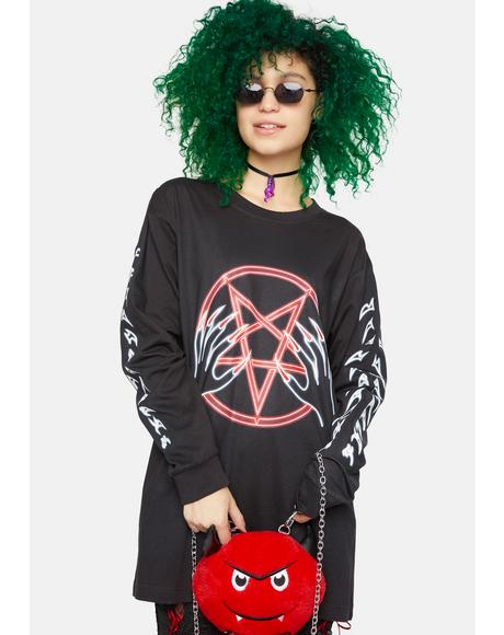X Nympha Nexo Long Sleeve Tee