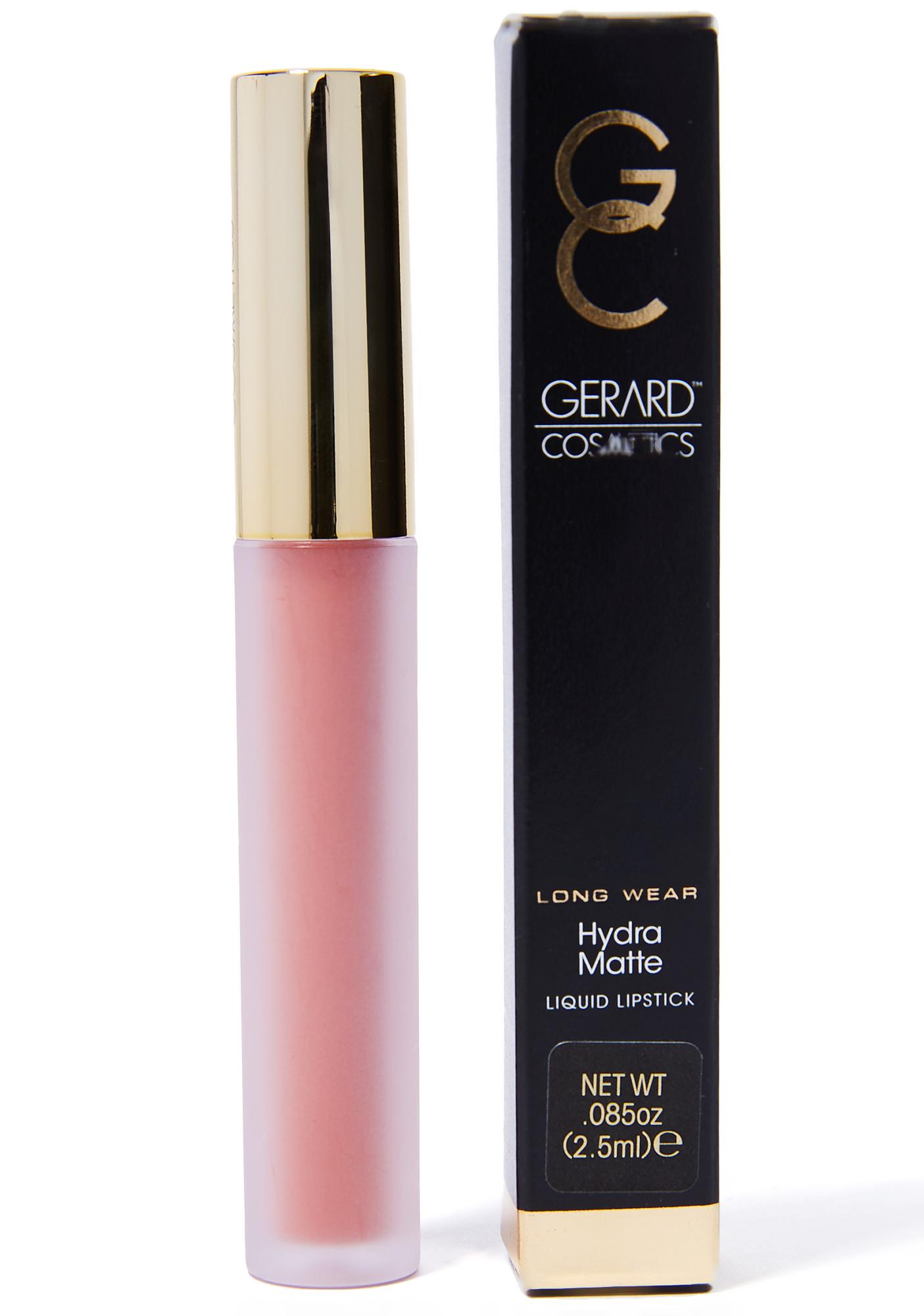 Gerard Cosmetics Madison Avenue Hydra-Matte Liquid Lipstick