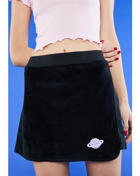 No Boys Allowed Tennis Skirt